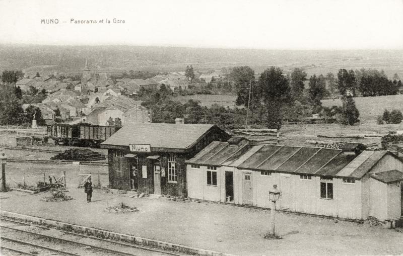 Gare de Muno
