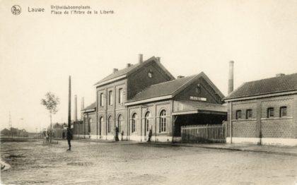 Gare de Lauwe - Lauwe station