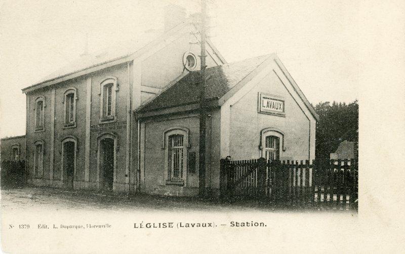 Gare de Lavaux