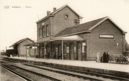 Gare de Lebbeke - Lebbeke station