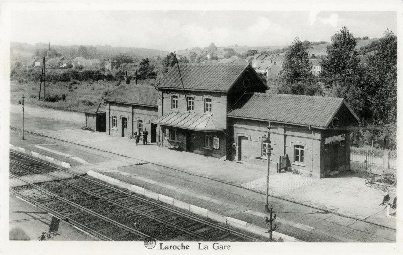 Gare de La Roche (Brabant)