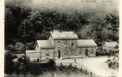 Gare de La Reid