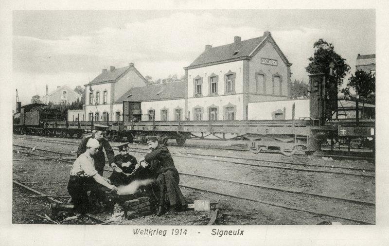 Gare de Signeulx