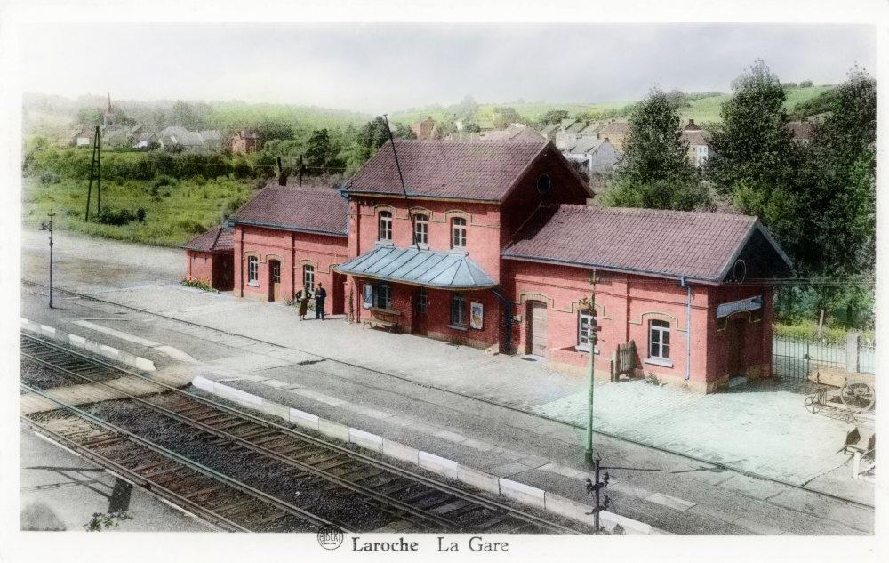 Gare de La Roche