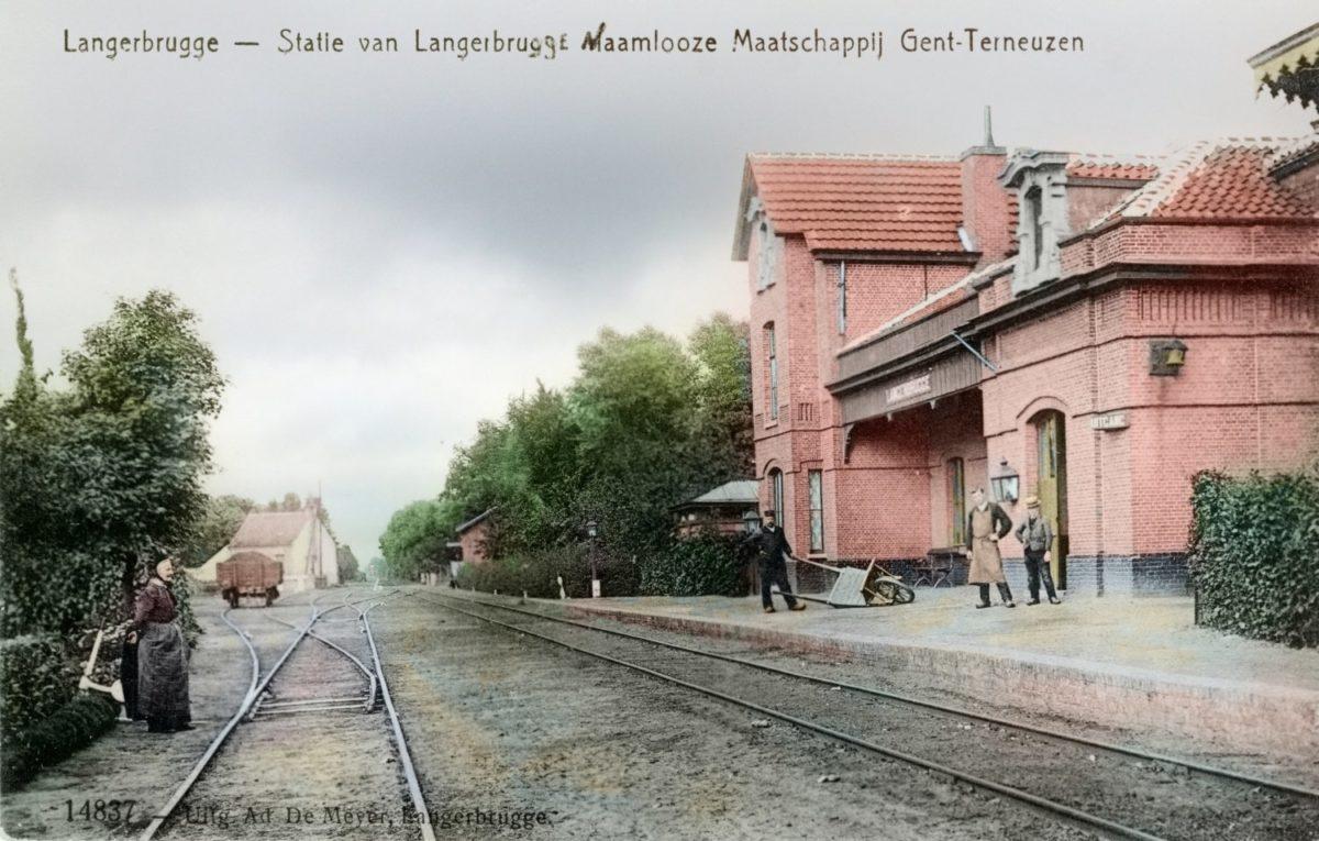 Gare de Langerbrugge
