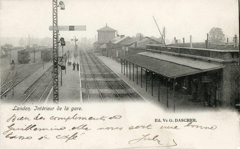 Gare de Landen - Landen station
