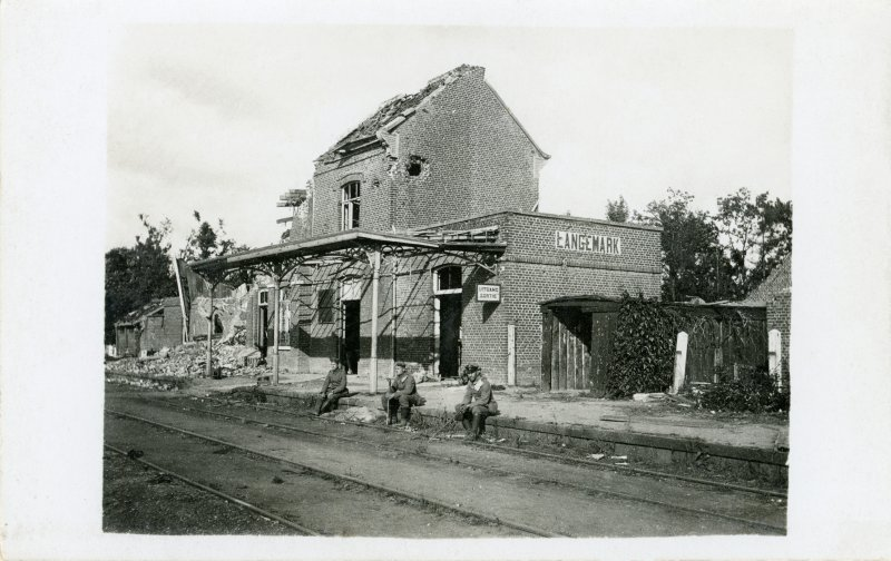 Gare de Langemark - Langemark station