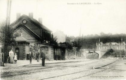 Gare de Landelies