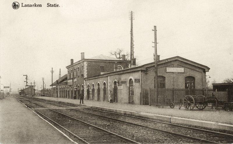 Gare de Lanaken - Lanaken station