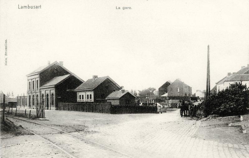 Gare de Lambusart