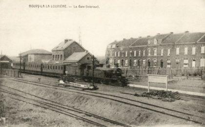 Gare de La Louvière-Bouvy