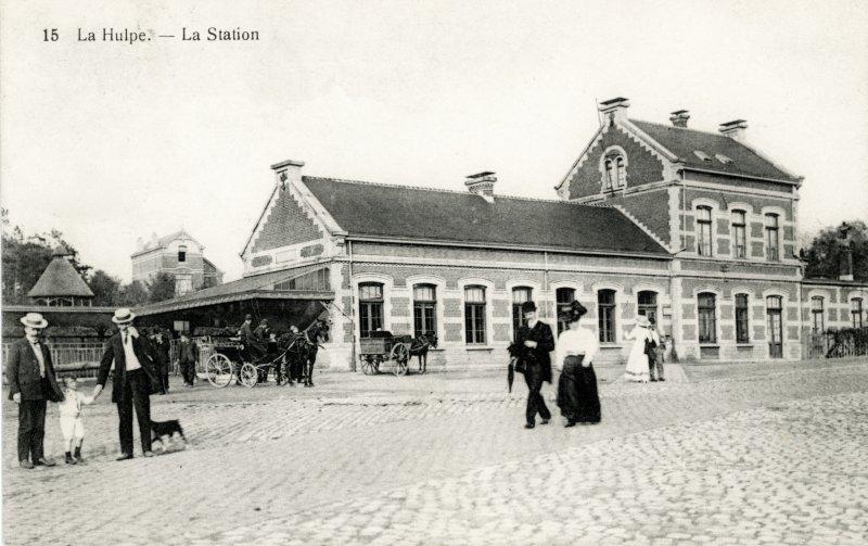 Gare de La Hulpe