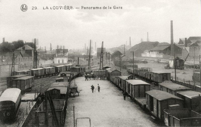 Gare de La Louvière