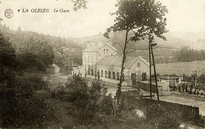 Gare de La Gleize