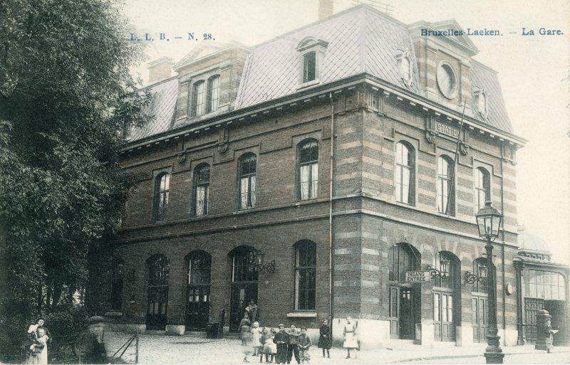 Gare de Laeken