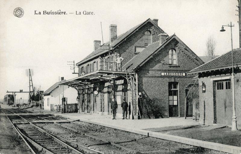 Gare de La Buissière