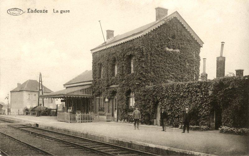 Gare de Ladeuze