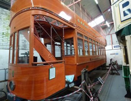 National Transport Museum of Ireland