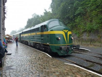 Locomotive 202020 - Dorinne 15/08/2015