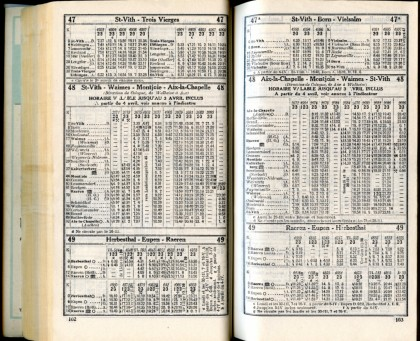Lignes 47 - 48 - 49