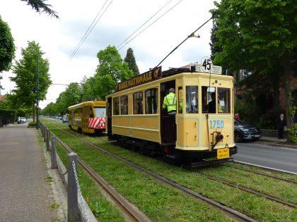 MTUB- Commémoration des lignes 41 et 45 - 16/05/2016