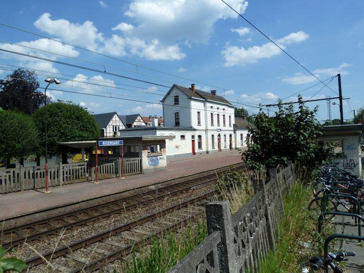 Gare de Rixensart 02/07/2010