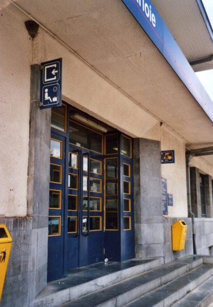 Gare de Marloie 03/06/2007