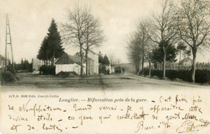Gare de Longlier-Neufchâteau